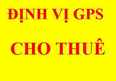 Định vị GPS Cho thuê – Model: Xe du lịch