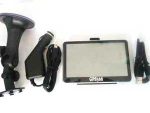 GPS dẫn đường – Model: N5002
