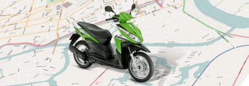 Hỗ trợ an ninh an toàn dành cho xe máy